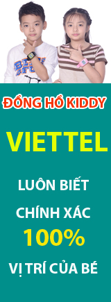 Đồng Hồ Kiddy