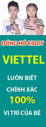 Đồng Hồ Kiddy